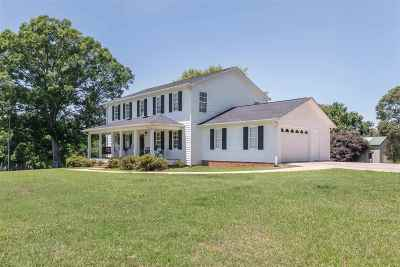 Chesnee Single Family Home For Sale: 819 Battleground Road