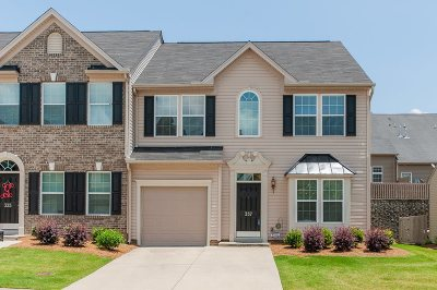 Greenville Single Family Home For Sale: 337 Juniper Bend Circle