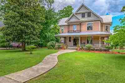 Spartanburg Single Family Home For Sale: W 232 Hampton Ave