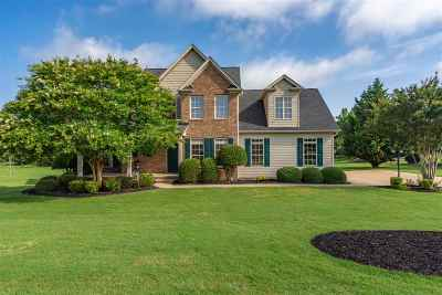 Greer Single Family Home For Sale: 717 Dills Farm Way