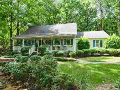 Greenville Single Family Home For Sale: 110 Half Mile Place
