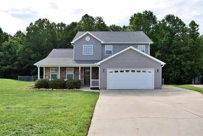 Greer Single Family Home For Sale: 109 Long Pond Court