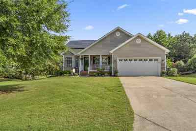 Greer Single Family Home For Sale: 38 Perkins Court