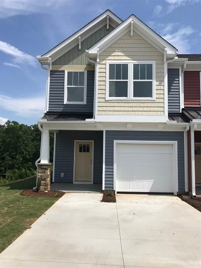 Duncan Single Family Home For Sale: 422 Hague Drive