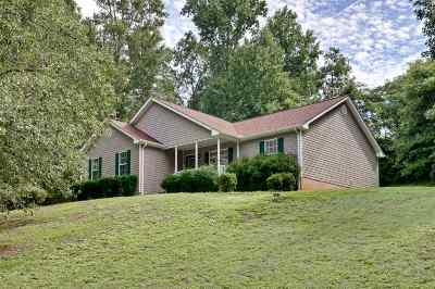 Wellford Single Family Home For Sale: 407 Jem Court