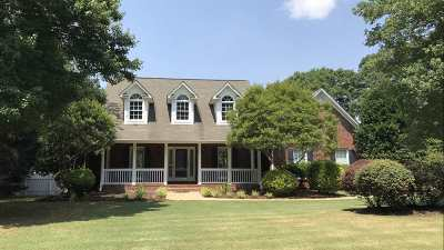Moore Single Family Home For Sale: 428 Grayson Drive