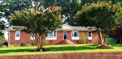 Greenville Single Family Home For Sale: E 3210 North Street