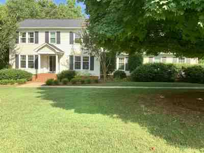 Spartanburg Single Family Home For Sale: 1115 Andrews Farm Road