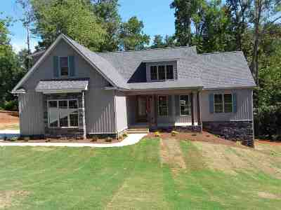 Lyman Single Family Home For Sale: 437 Rebel Ridge Rd