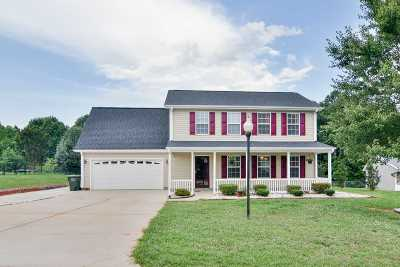 Greer Single Family Home For Sale: 105 Long Pond Court