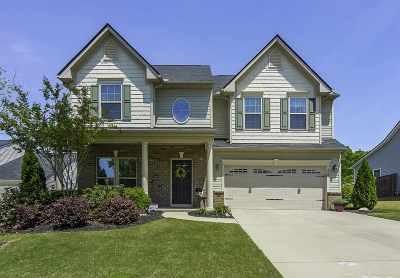 Simpsonville Single Family Home For Sale: 328 Kelsey Glen Lane