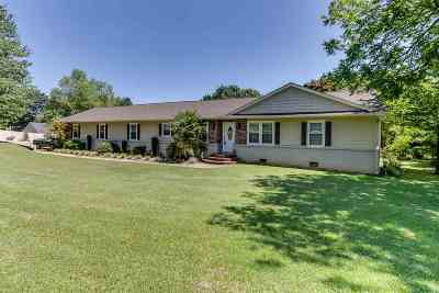 Taylors Single Family Home For Sale: 3206 Locust Hill Road
