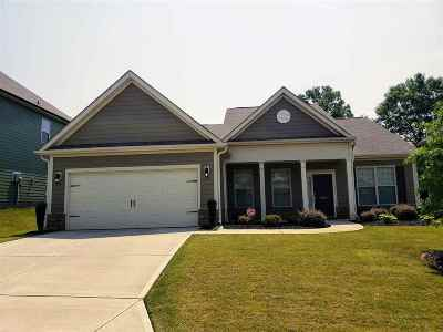 Duncan Single Family Home For Sale: 429 Evening Mist Court