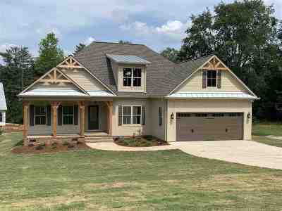 Inman Single Family Home For Sale: 330 Copper Creek Cir