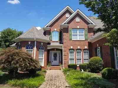 Spartanburg Single Family Home For Sale: 351 Kennesaw Court