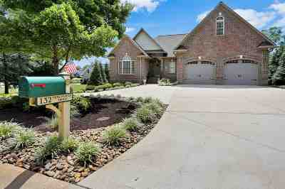 Chesnee Single Family Home For Sale: 132 Neal Pointe Drive