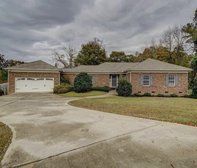 Spartanburg Single Family Home For Sale: 141 Bullington Rd