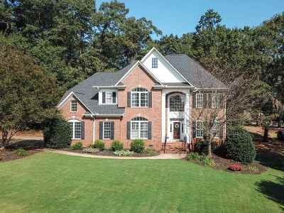 Spartanburg Single Family Home For Sale: 87 Roscommon Run