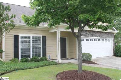 Greenville Single Family Home For Sale: 200 Louisville Drive