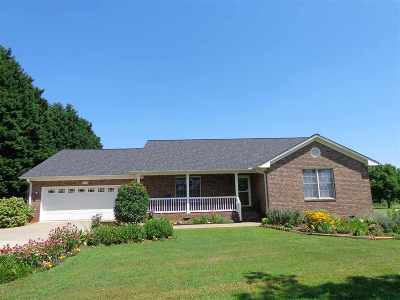 Campobello Single Family Home For Sale: 906 Melvin Hill Rd.