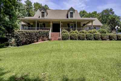 Greer Single Family Home For Sale: 102 Walton Court