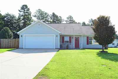 Lyman Single Family Home For Sale: 691 Grover Dr.
