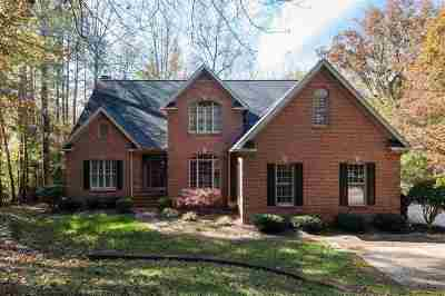 Spartanburg Single Family Home For Sale: 388 Pinehurst Drive