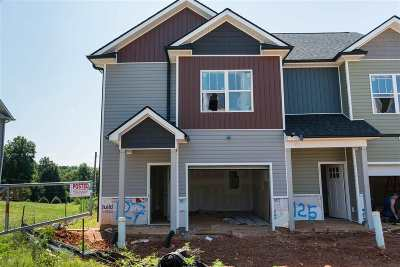 Greenville Single Family Home For Sale: 117 Marbella Circle