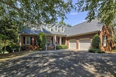 Simpsonville Single Family Home For Sale: 100 Glenbriar Ct