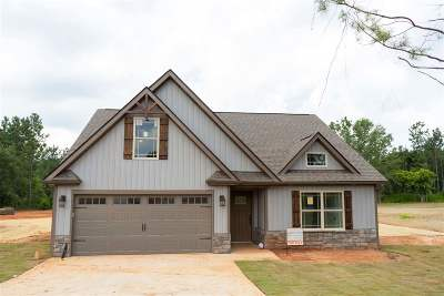 Inman Single Family Home For Sale: 340 Broken Chimney Rd