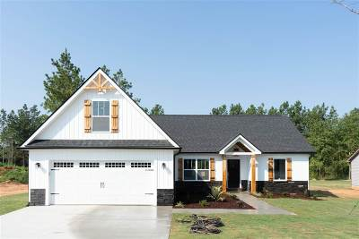 Inman Single Family Home For Sale: 360 Broken Chimney Rd.