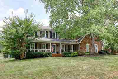 Taylors Single Family Home For Sale: 9 Staten Lane