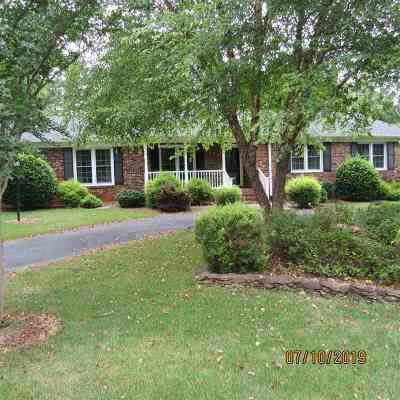 Spartanburg Single Family Home For Sale: 203 Shelton Drive
