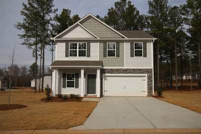 Inman Single Family Home For Sale: 616 Autumn Breeze Walk, Lot 20