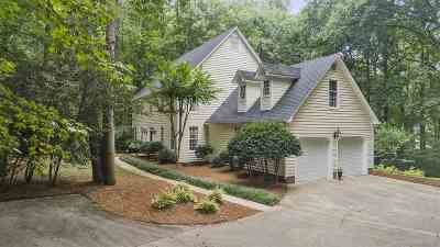 Spartanburg Single Family Home For Sale: 1022 Oak Creek Drive