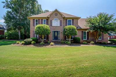 Moore Single Family Home For Sale: 201 Claire Court