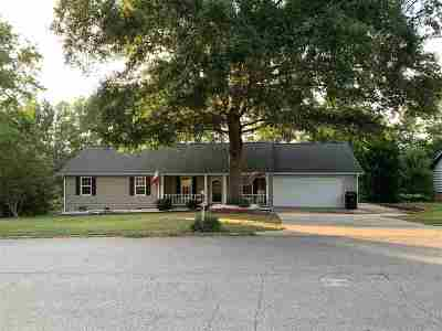 Simpsonville Single Family Home For Sale: 602 Brentwood Way