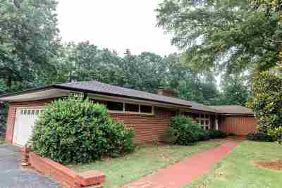 Spartanburg Single Family Home For Sale: 189 Walden Circle