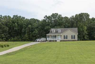 Chesnee Single Family Home For Sale: 262 Green Farm Rd