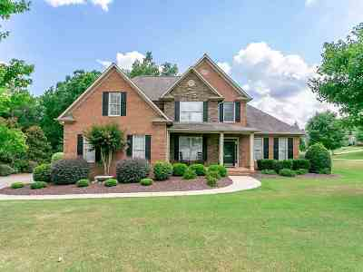 Moore Single Family Home For Sale: 133 Nettie Katherine Dr