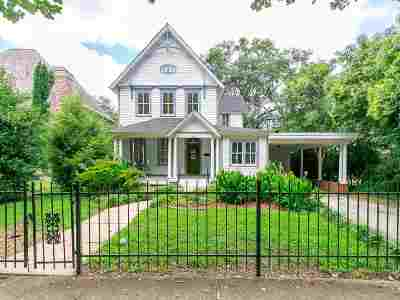 Spartanburg Single Family Home For Sale: 512 Glendalyn Ave