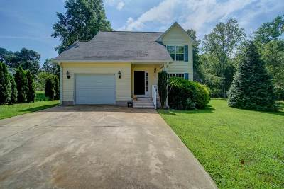 Inman Single Family Home For Sale: 731 Jordan Creek Road