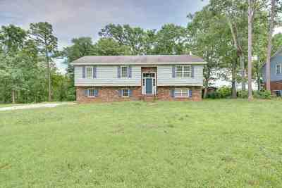Spartanburg Single Family Home For Sale: 108 Rockwood Drive