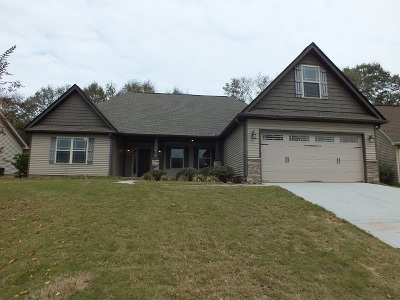 Lyman Single Family Home For Sale: 445 Madison Creek Court