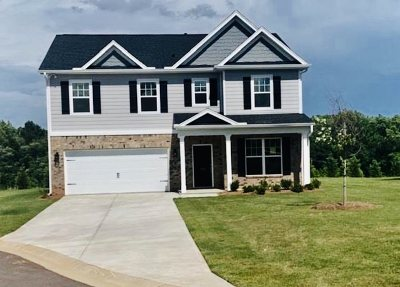 Greer Single Family Home For Sale: 508 Rome Court Lot 43