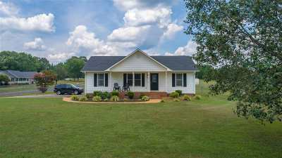 Inman Single Family Home For Sale: 551 Quail Creek Road