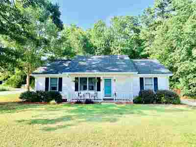 Woodruff Single Family Home For Sale: 301 Timberwood Drive
