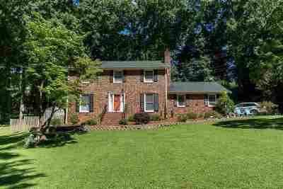 Spartanburg Single Family Home For Sale: 251 Fairlane Drive