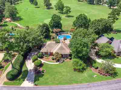 Duncan Single Family Home For Sale: 118 River Falls Drive