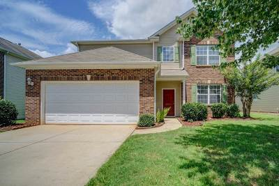 Spartanburg SC Single Family Home For Sale: $185,000